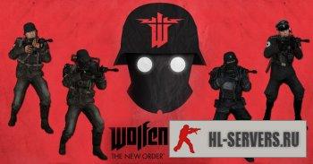 Скины в стиле Wolfenstein