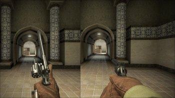Новая модель Deagle в виде револьвера :)