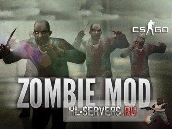 Zombie Mod для CS:GO