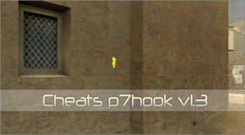 p7hook v1.3 (Рабочий Wallhack)