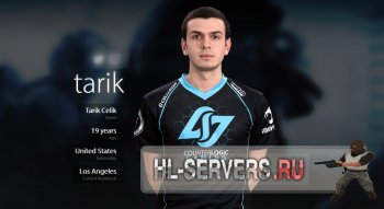 Конфиг TariK (cfg) для CS:GO [Команда OpTic Gaming]