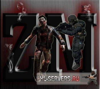 ZombiE MoD 2.0 (RUS) |CSS v34|