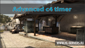 [CS:GO] Advanced c4 timer