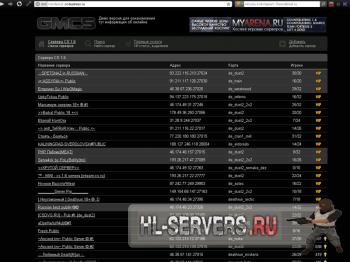 Мониторинг CS 1.6 с авто-оплатой вип как на GMCS