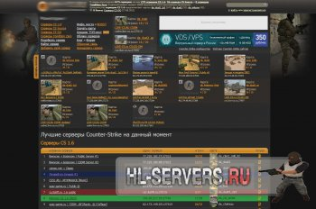 Шаблон my-cs.ru для мониторинга MonEngine
