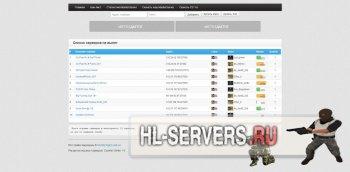 Скрипт Boost серверов cs 1.6 + новый шаблон