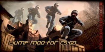 Jump Mod для CS:GO (Стабильная версия)