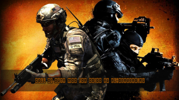 Мод Call of Duty для CS:GO