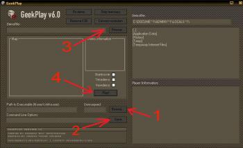 GeekPlay 6.0 (Программа для просмотра демо-видео)