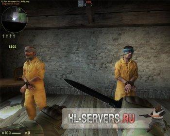 Плагин заложников для сервера CS:GO