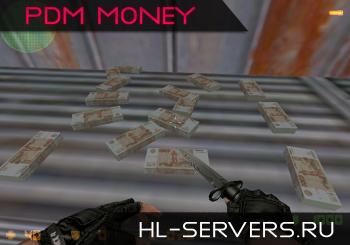 Плагин PDM Money для КС 1.6