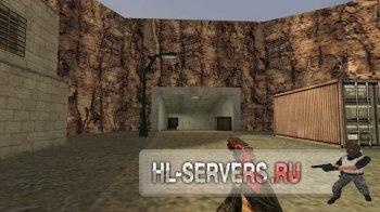 Модель R8 Revolver Obsidian для CS 1.6