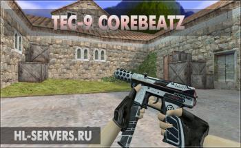 Модель Tec-9 CorebeatZ для CS 1.6