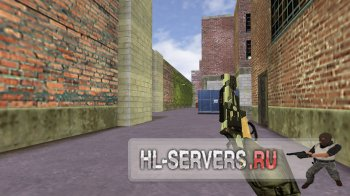 Модель R8 Revolver Reboot для КС 1.6