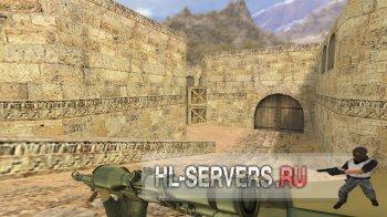 Модель G3SG1 Hunter для КС 1.6
