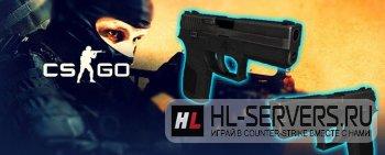 Модель оружия Valve P250 Scorpion's reanimations для CSGO