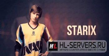 Конфиг STARIX для КС 1.6
