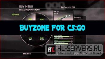 Плагин BuyZone Simulator для CS:GO