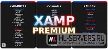 Чит Xamp Premium v1.1.2 для CS:GO