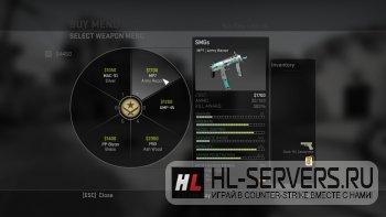 Модель оружия MP7   Vypla