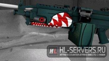 Модель M249 | COMBAT NARWHAL