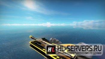 Модель оружия FAMAS | New Order для CS:GO