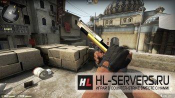 Модель Desert Eagle With Wood Grip для CS:GO