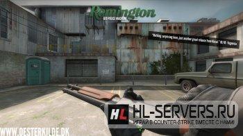 Модель Nova Remington для CS:GO