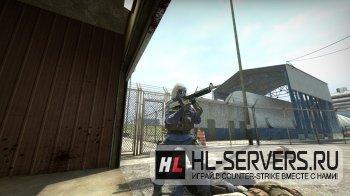 Модель M4A4 Splatter для CS:GO