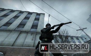 Модель спецназа ATF Force для CS:GO