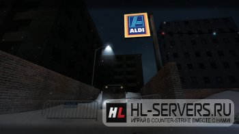 Карта cs_aldi2k_go_xmas для CS:GO