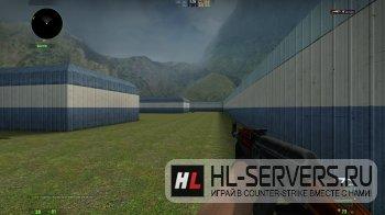 Карта aim_ak-colt для CS:GO